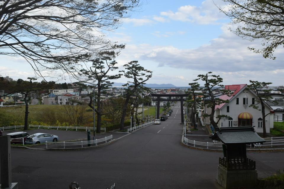 函館市谷地頭町の函館八幡宮(函館の建築再見2021)_f0142606_10242734.jpg