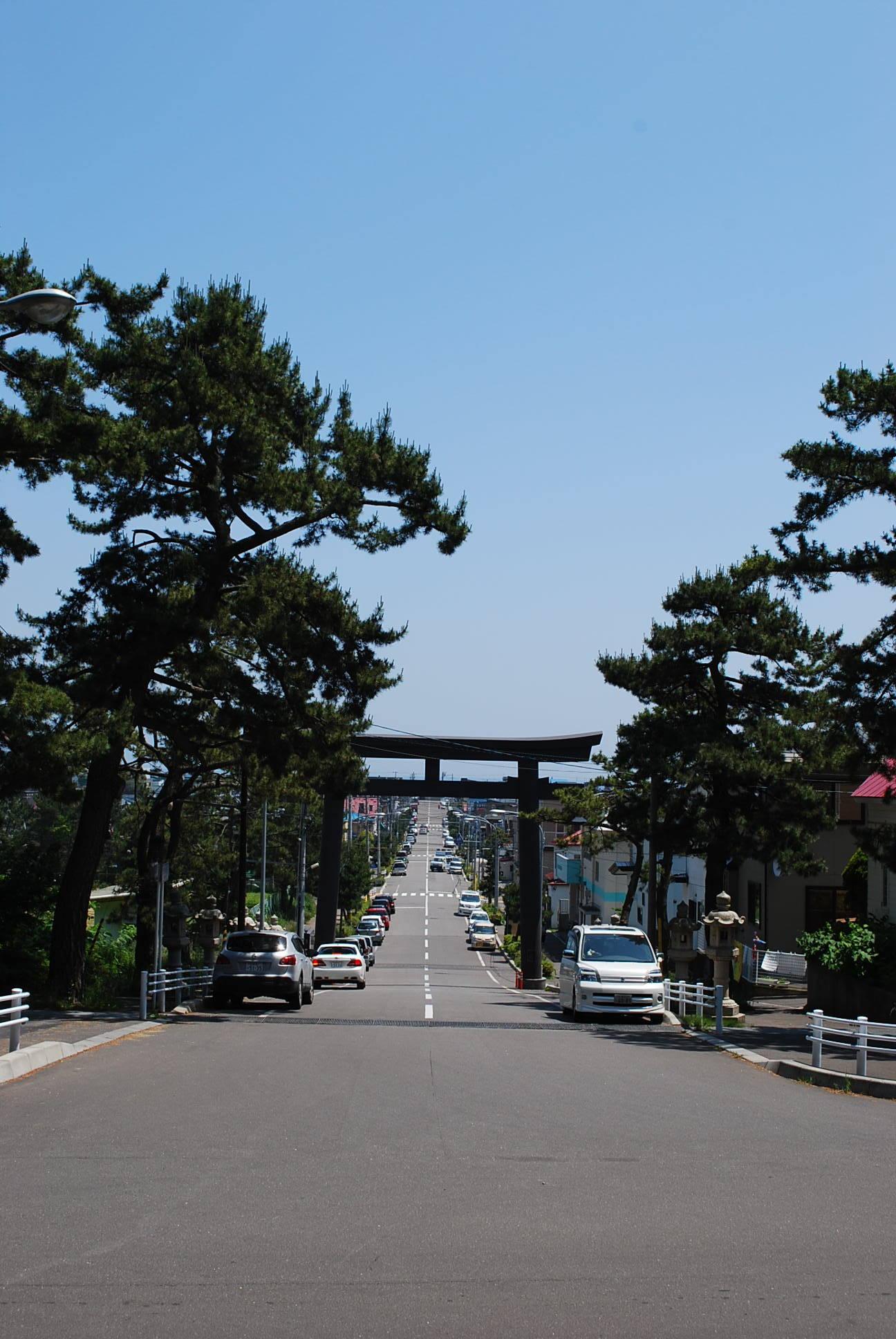 函館市谷地頭町の函館八幡宮(函館の建築再見2021)_f0142606_11045915.jpg