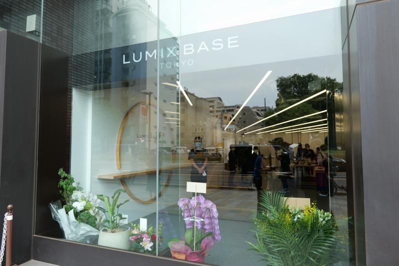 LUMIX BASE TOKYO内覧会_f0050534_21294417.jpg