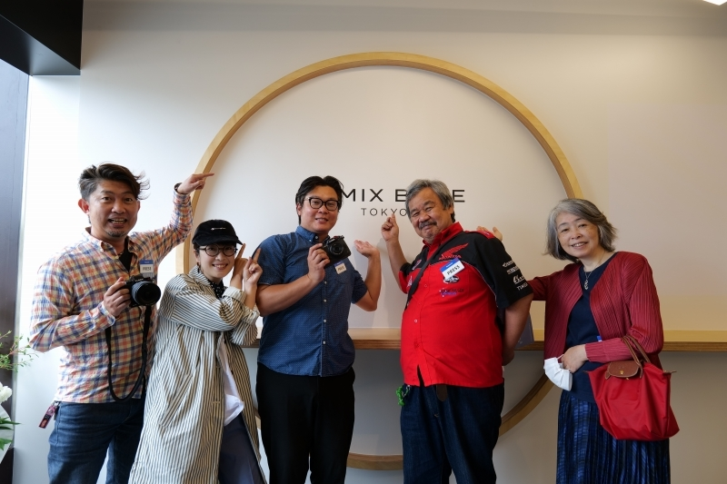 LUMIX BASE TOKYO内覧会_f0050534_21295357.jpg