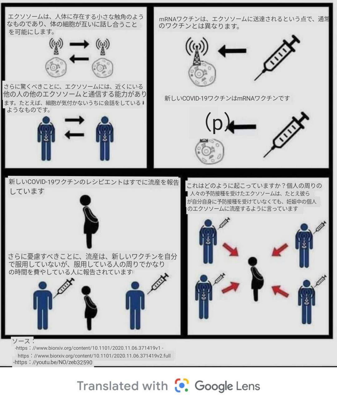 【超ド級:コロナ最新情報】日本での大量虐殺!WHOねつ造のパンデミック告発映画製作中!10年前アフリカで赤十字がワクチンを打って殺した「エボラの真相」!エボラやエイズ、ポリオもウイルスはなかった!_e0069900_15001488.jpg