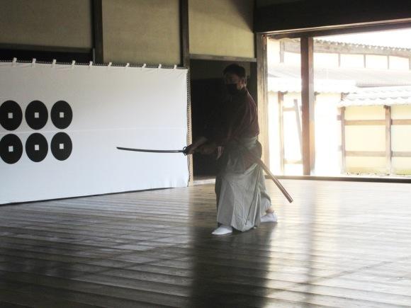 松代藩文武学校武道会 春の演武会開催_b0287744_20404230.jpg