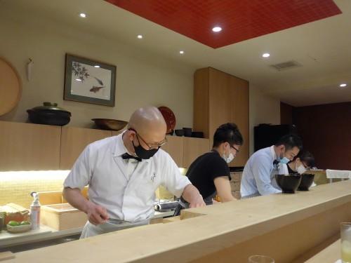 「食堂とだか」×「鮨すがひさ」スペシャルコラボへ行く。_f0232060_21102680.jpg