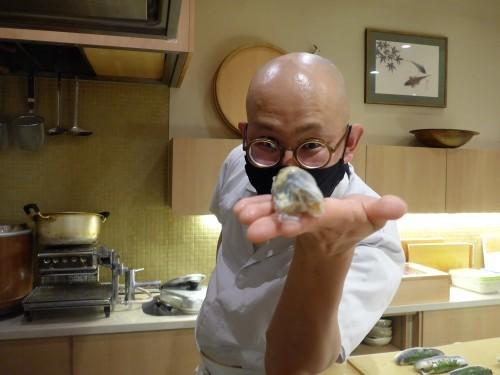 「食堂とだか」×「鮨すがひさ」スペシャルコラボへ行く。_f0232060_21365905.jpg