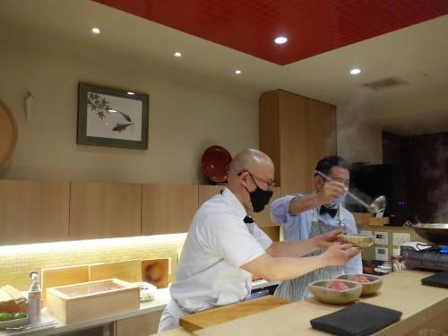 「食堂とだか」×「鮨すがひさ」スペシャルコラボへ行く。_f0232060_21430718.jpg