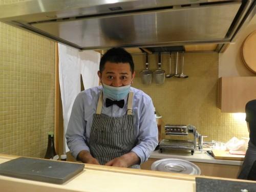 「食堂とだか」×「鮨すがひさ」スペシャルコラボへ行く。_f0232060_21513653.jpg