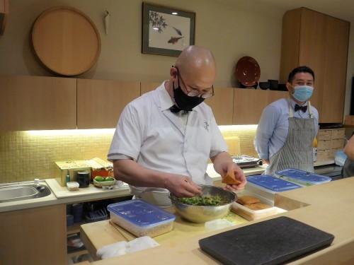 「食堂とだか」×「鮨すがひさ」スペシャルコラボへ行く。_f0232060_21515893.jpg