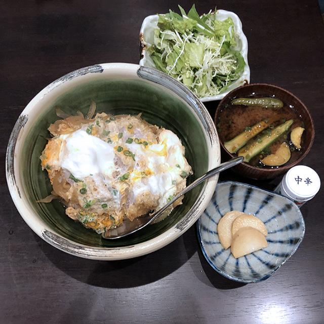 とんかつ大野屋のカツ丼_a0349423_23040127.jpg