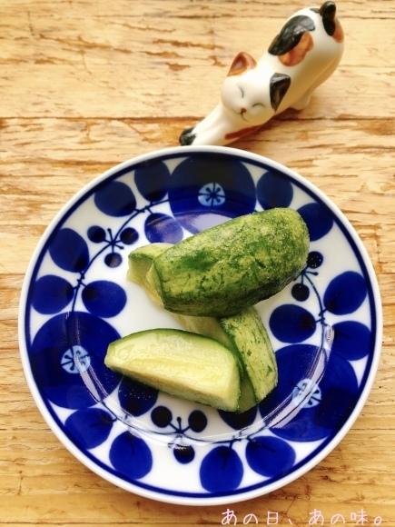 【ふたり弁】ノンオイル焼飯。週末は、庭に出て。【メロン子の辛子漬けレシピあり】_a0305046_09471587.jpg