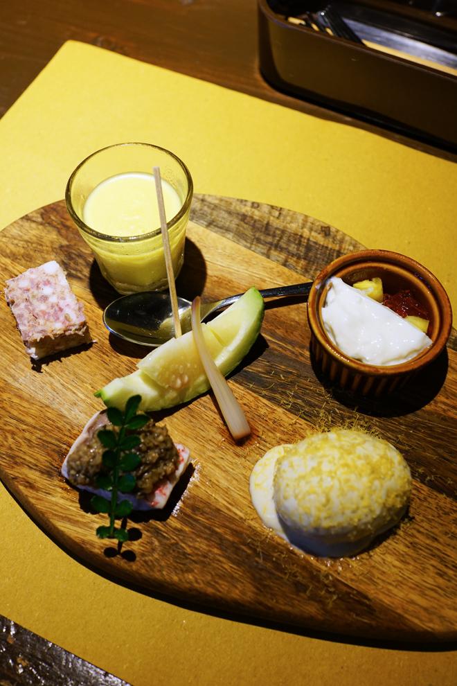 加藤食堂×ponte×菓子 伸福.コラボ食事会_b0049152_18225058.jpg