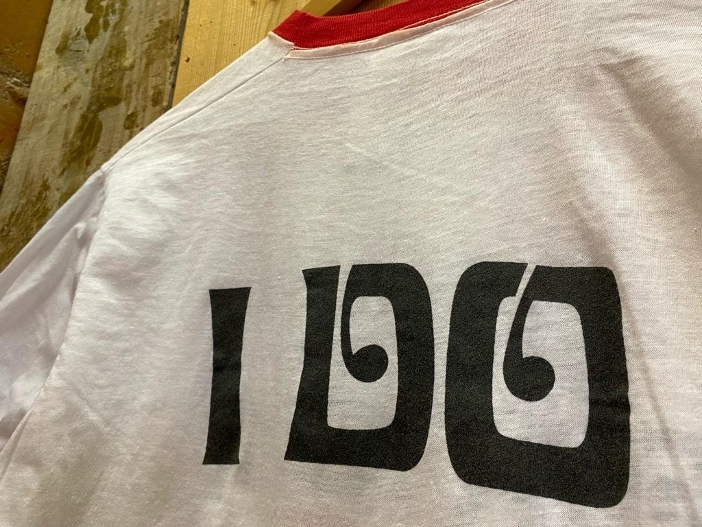 6月5日(土)マグネッツ大阪店スーペリア入荷日!! #3 USオールドプリントT編Part2!!RingerT,AthleticT!!_c0078587_15365932.jpg