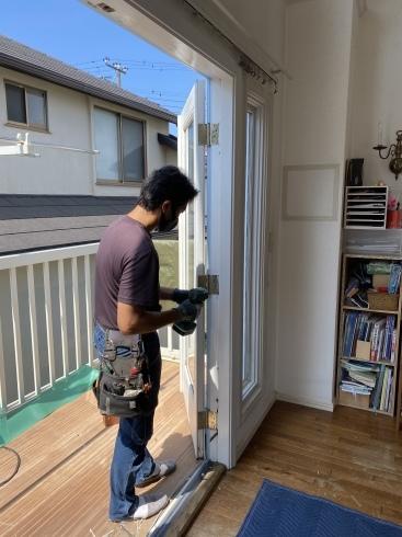 窓サッシ改修_e0190287_16191423.jpeg
