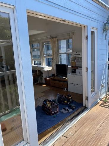 窓サッシ改修_e0190287_16191932.jpeg