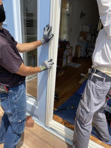 窓サッシ改修_e0190287_16264528.jpeg