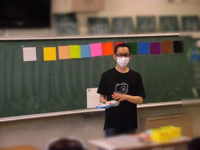 名古屋市の稲生小学校で図工の授業をしてきました。(写真付き)_f0373324_16421260.jpg