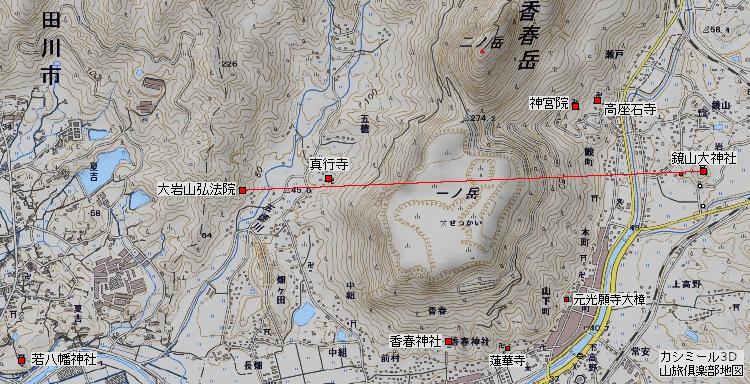 4 鏡岩―鏡山ラインは「ハズレ」だった_c0222861_20371546.jpg