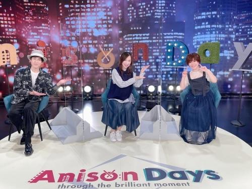 今週金曜!BS11『Anison Days』出演いたします♪_a0114206_14324128.jpeg