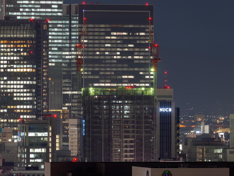 プラウドタワー名古屋錦建設進捗_a0177616_21523262.jpg