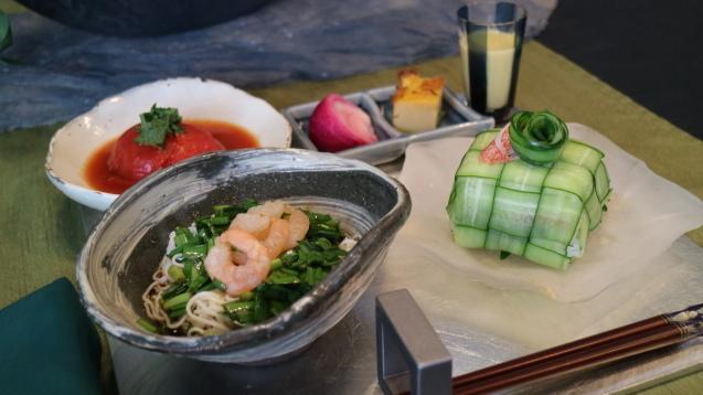 「優しい時間」6月の料理教室が始まりました。_f0323446_22491798.jpg