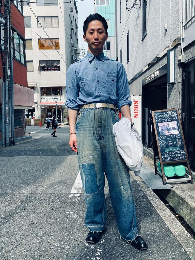 マグネッツ神戸店 夏に向けてのビッグサイズ!_c0078587_15271088.jpg