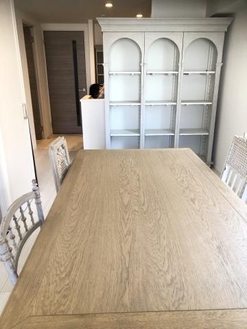 自由が丘サロンに家具が入りました。アトリエスクールは7月8月はプレオープン_a0157409_19541807.jpeg
