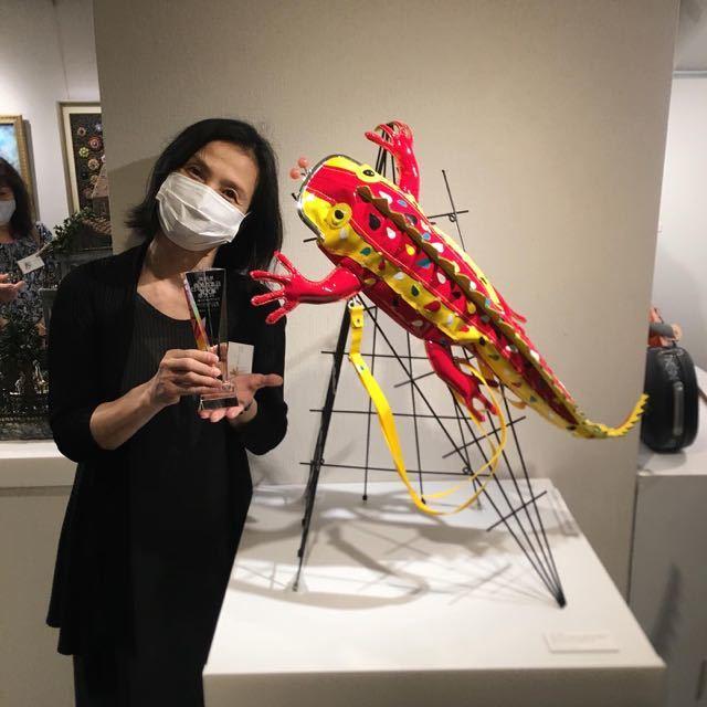 東京駅ギャラリー八重洲に行ってきました_a0143814_10413058.jpg