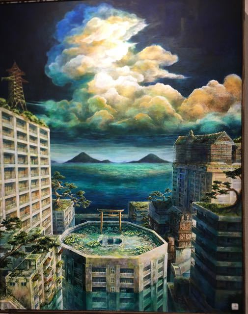 東京駅ギャラリー八重洲に行ってきました_a0143814_10424756.jpg
