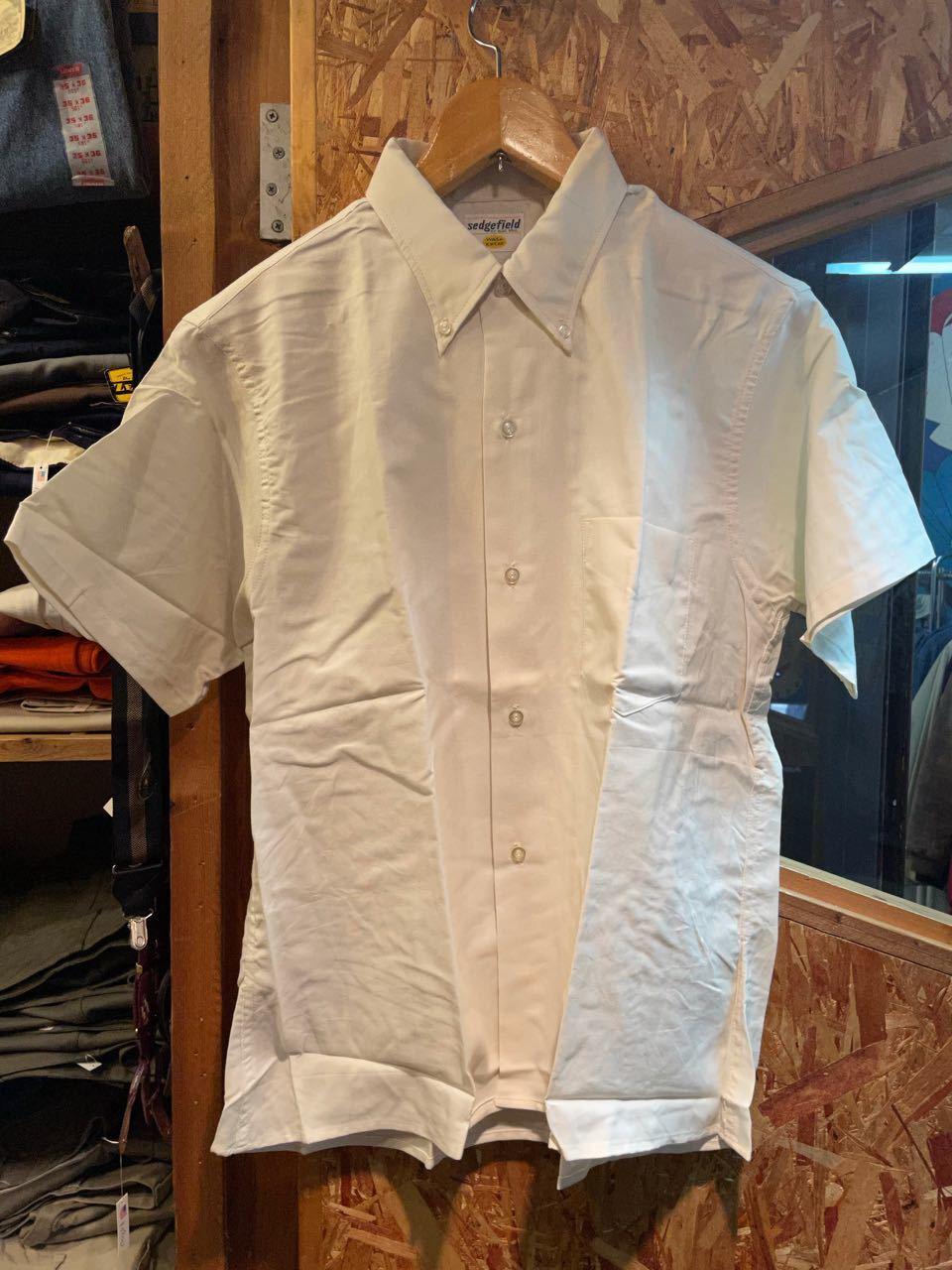 6月3日(木)入荷!60s デッドストック all cotton  deadstock Bluebell Sedgefileld B.D shirts! /ボタンダウンシャツ_c0144020_13224296.jpg