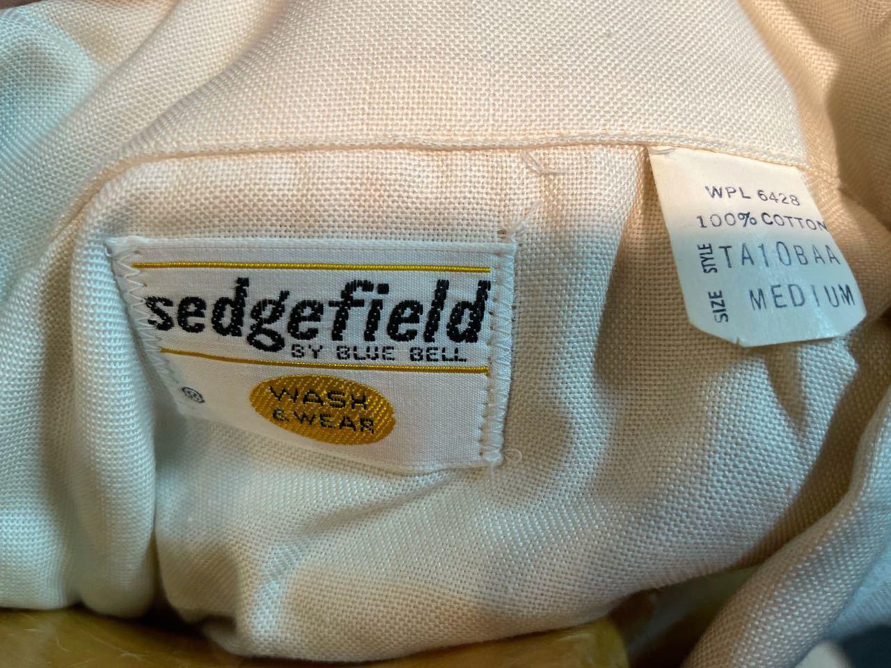 6月3日(木)入荷!60s デッドストック all cotton  deadstock Bluebell Sedgefileld B.D shirts! /ボタンダウンシャツ_c0144020_13224897.jpg