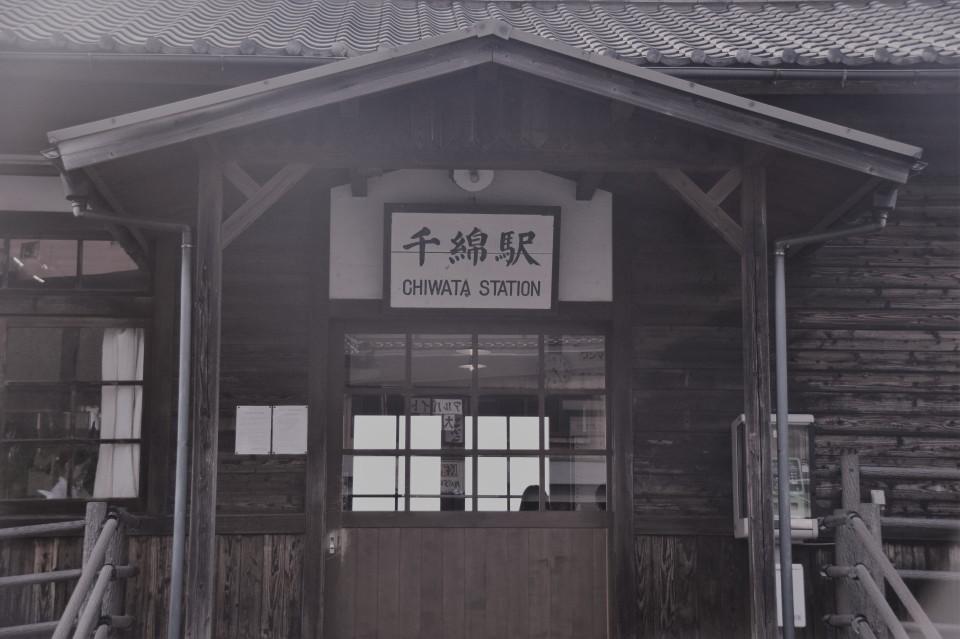 大村線千綿駅の夕景ーキハ66・67と共にー_a0385725_19500959.jpg