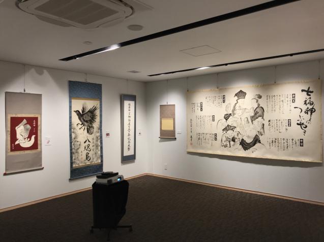 奈良にて個展、開催中_b0405445_13583787.jpg