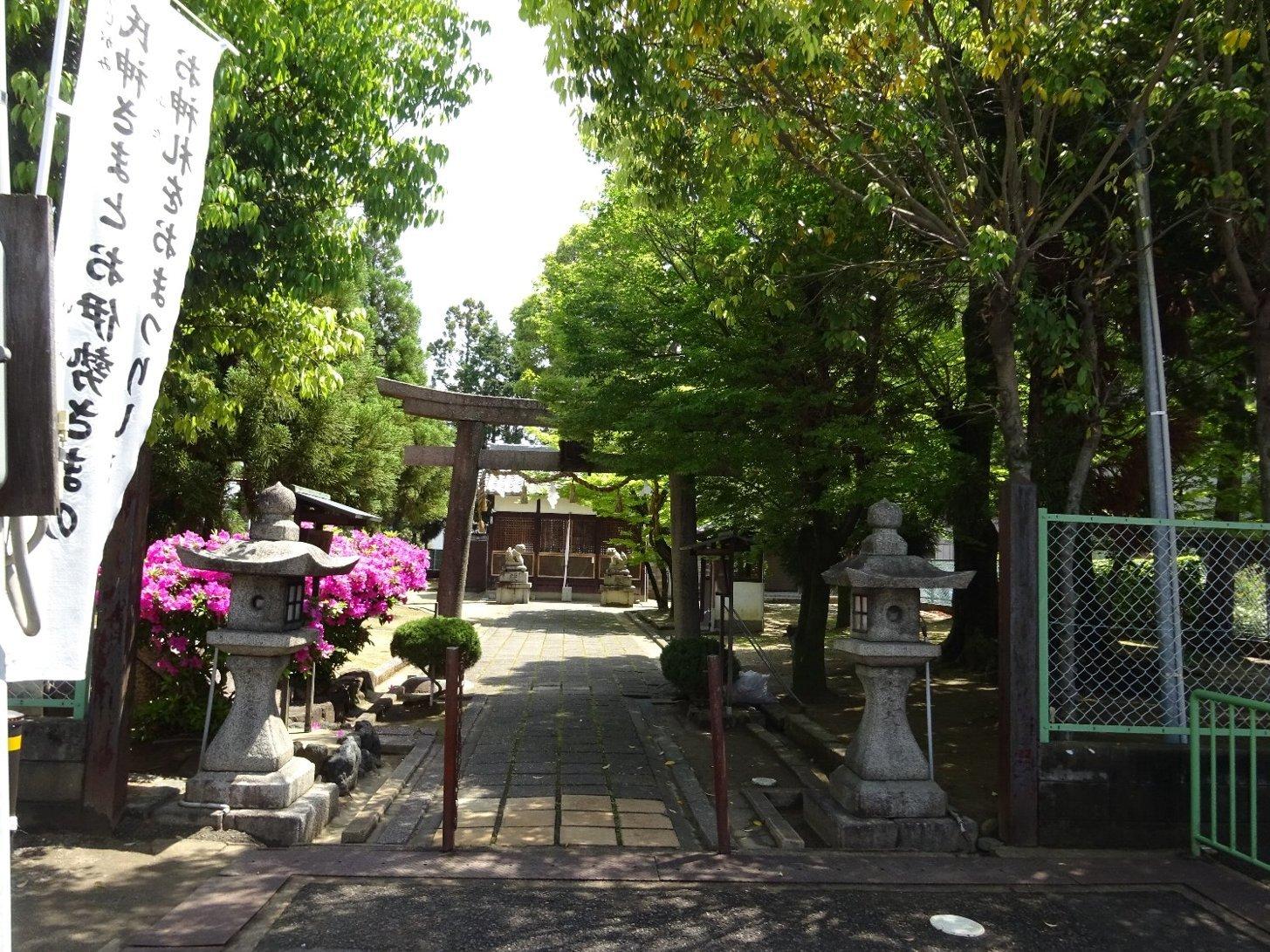 女九神社(茨木市)_c0112559_07132807.jpg