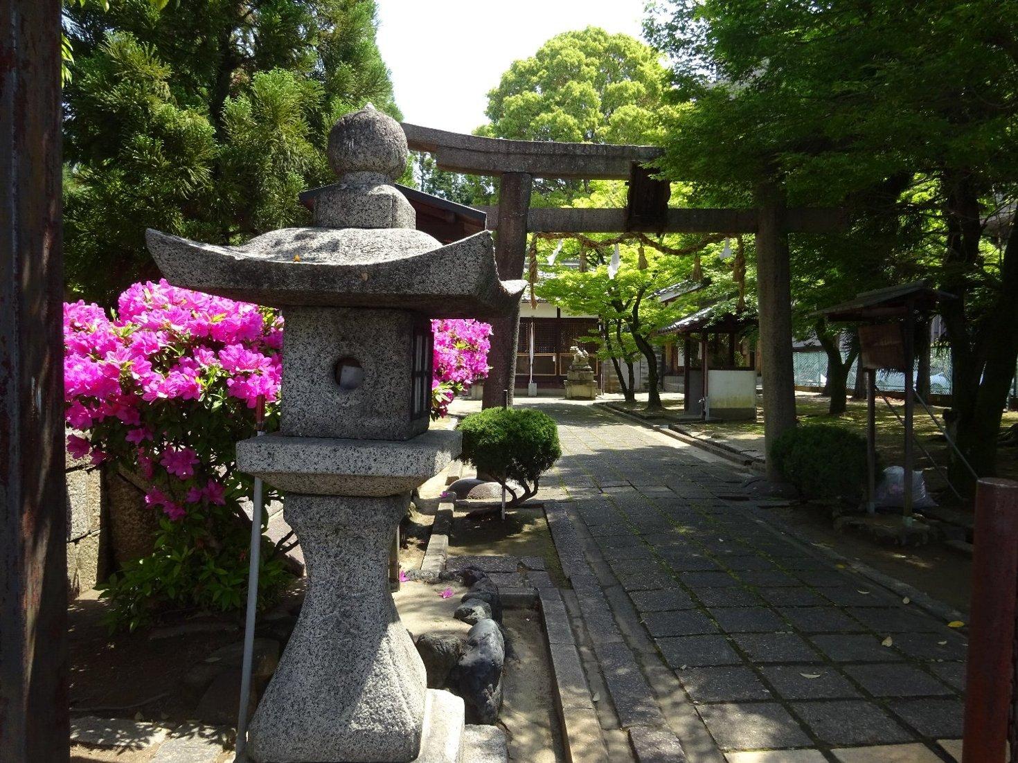 女九神社(茨木市)_c0112559_07144594.jpg
