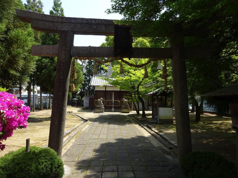 女九神社(茨木市)_c0112559_07150046.jpg