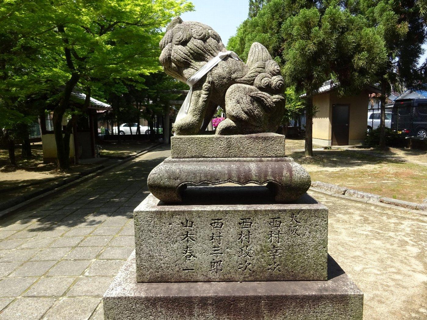 女九神社(茨木市)_c0112559_07174817.jpg