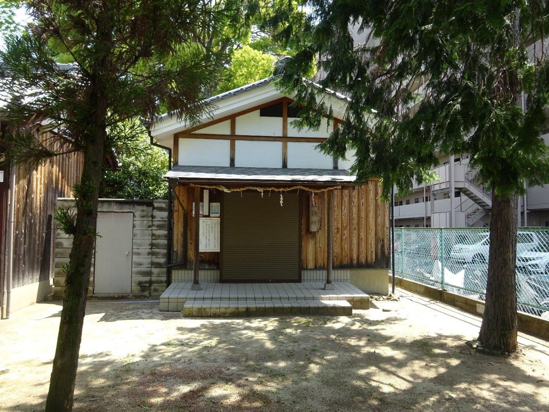 女九神社(茨木市)_c0112559_07183627.jpg