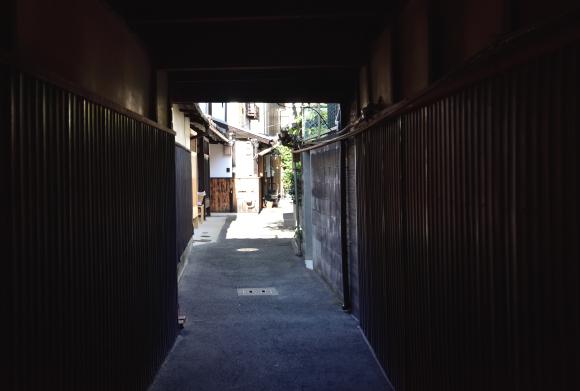 京町家再生工事 「朝妻町の家」_e0164563_15512304.jpg