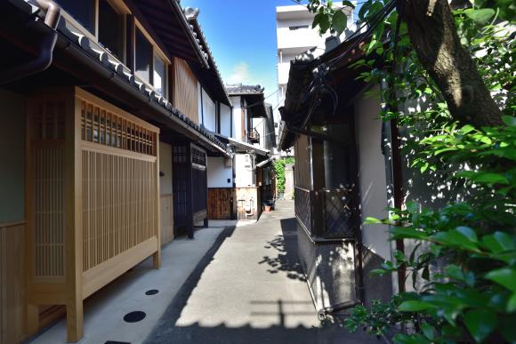 京町家再生工事 「朝妻町の家」_e0164563_15514480.jpg