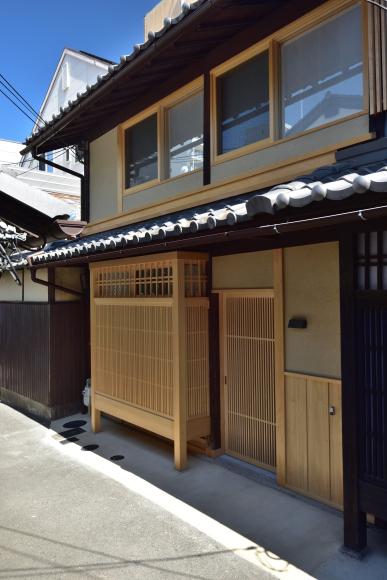 京町家再生工事 「朝妻町の家」_e0164563_15515929.jpg