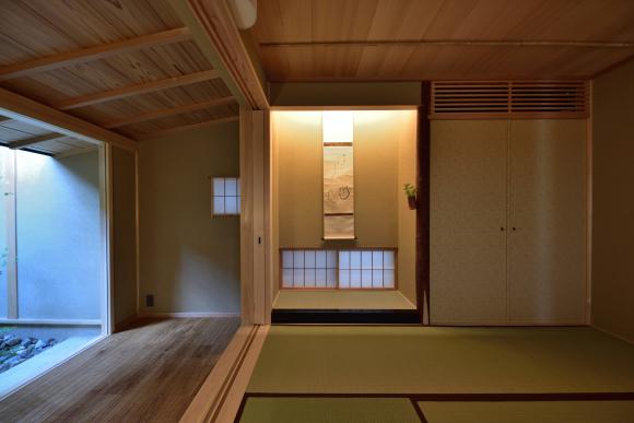 京町家再生工事 「朝妻町の家」_e0164563_15524088.jpg