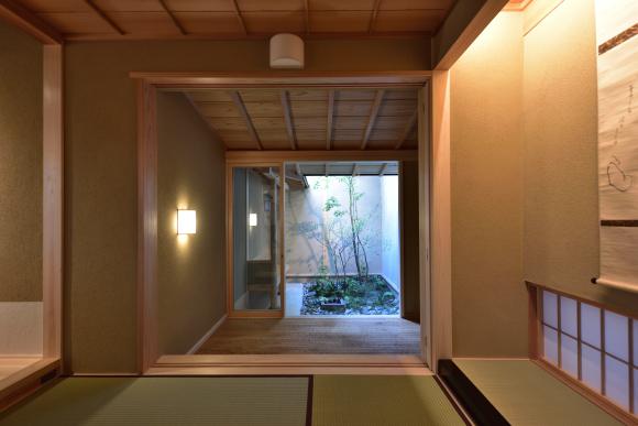 京町家再生工事 「朝妻町の家」_e0164563_15524721.jpg