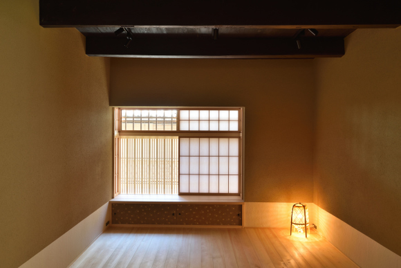 京町家再生工事 「朝妻町の家」_e0164563_16100289.jpg