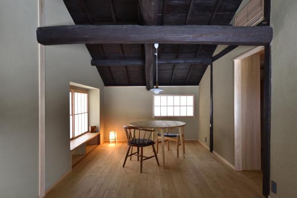 京町家再生工事 「朝妻町の家」_e0164563_16113818.jpg