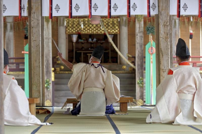 日吉大社 西本宮 庖丁まつり_c0196076_08360457.jpg