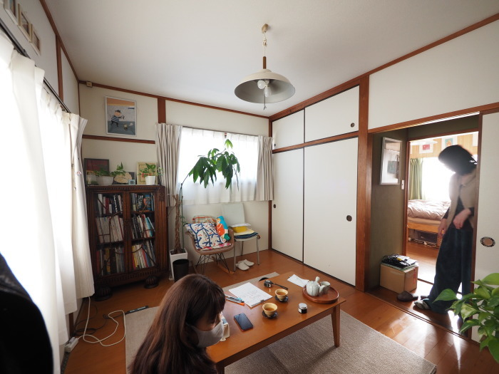 昭和の家 プチリノベーション_f0171785_16521377.jpg