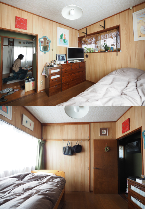 昭和の家 プチリノベーション_f0171785_16562944.jpg