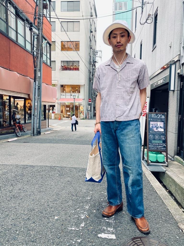 マグネッツ神戸店 ワンランク上のデニムペインターパンツ!_c0078587_17295813.jpg