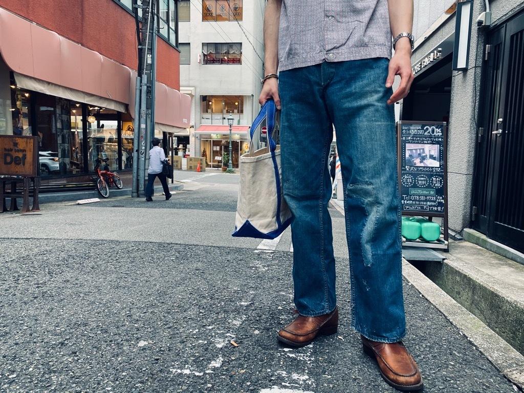 マグネッツ神戸店 ワンランク上のデニムペインターパンツ!_c0078587_17295847.jpg