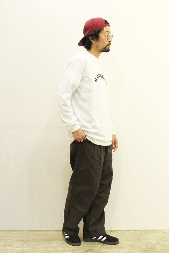 "THE FABRIC (ザ・ファブリック) \"" CHECK BIG PANTS \""_b0122806_13074361.jpg"