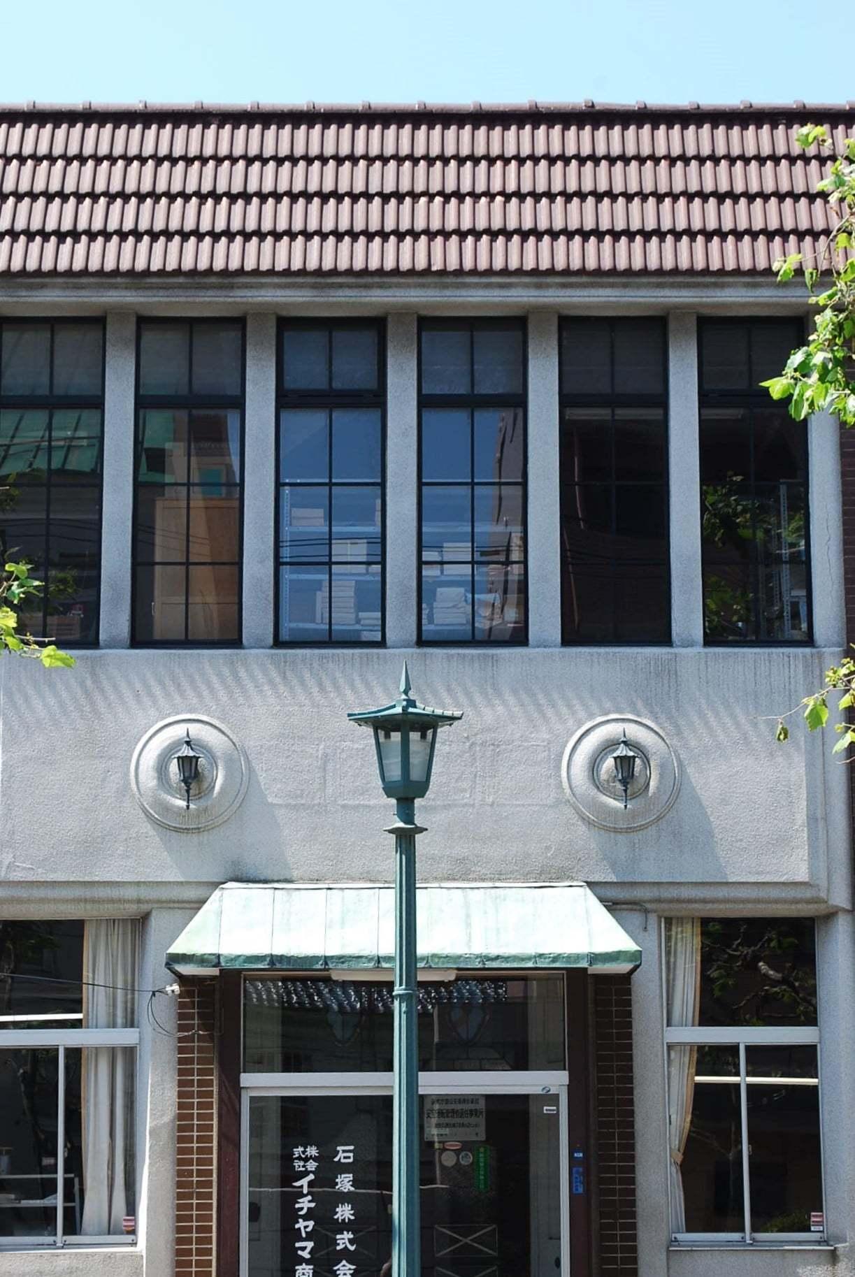 函館市末広町のイチヤマ商店(建築家・関根要太郎作品研究2021)_f0142606_18044728.jpg